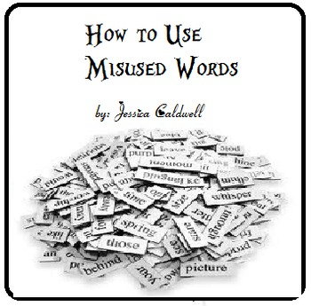 How to Use Misused Words