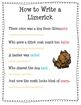 How to Write Limericks