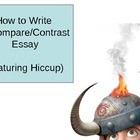 How to Write a Compare Contrast Essay