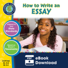 How to Write an Essay Gr. 5-8