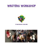 Writer's Workshop: Setting it up!