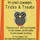 Howloween Tricks and Treats