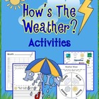 How&#039;s The Weather? Activities