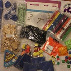 Huge Lot #1 of Math Manipulatives for the Elementary Classroom