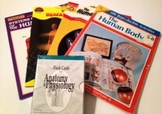 Human Body Books, Activities & Flashcards (5 items)