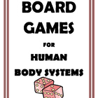 Body Systems Board Games