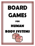 Human Body Systems Board Games