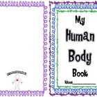 Human Body Systems Student Book &amp; Paper Doll Foldable + 5 Senses