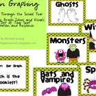 Human Graphing - Monthly Graph Prompts for Interactive Par