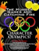 Hunger Games &amp; Catching Fire Character Olympics Lesson Activity