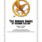 Hunger Games Novel Part One Test with Key PDF