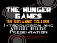 Hunger Games Powerpoint Intro and Visual Aides