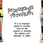 Hunger Games Propaganda Techniques Powerpoint Presentation