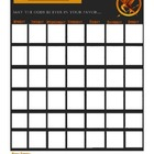 Hunger Games Student Teacher Monthly Weekly Planner Pages