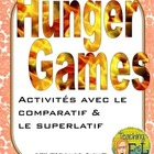 Hunger Games (TM) French Comparison and Superlative Package