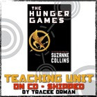 Hunger Games Teaching Unit CDs (5-pack)
