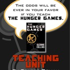 &quot;Hunger Games&quot; Unit: Lessons Q&amp;A Tests Activities Quiz Voc
