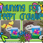 Hunting For Creepy Crawlies - A Bug Craftivity