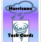 Hurricane - Task Cards