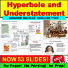 Hyperbole and Understatement JUMBO PowerPoint