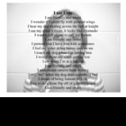 &quot;I Am&quot; Back to School Poem