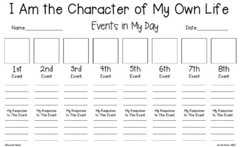 "{I Am the Main Character of My Life}: Teaching Story ""Even"