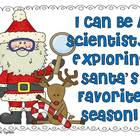 I Can Be A Scientist Exploring Santa's Favorite Season!