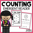 I Can Count {Emergent Reader}