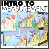 I Can Measure! (using inches and centimeters)