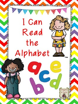 I Can Read the Alphabet