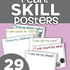 I Can! Skill Posters