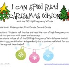 I Can Speed Read {Christmas Edition}