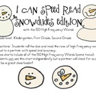 I Can Speed Read {Snowdudes Edition}
