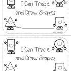 I Can Trace and Draw Shapes