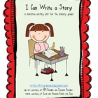 I Can Write a Story!