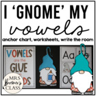 I Gnome My Vowels!