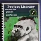 I Go Ape teacher literacy text