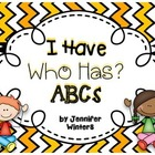 I Have, Who Has ABC Game