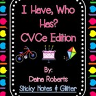 I Have, Who Has? CVCe Edition