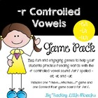 I Have, Who Has Game - r-controlled vowels er, ir, ur