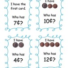 I Have Who Has Money FREEBIE - Pennies and Nickels
