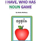 I Have, Who Has Noun Game