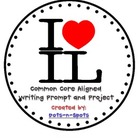 I Heart IL (Common Core Aligned) Writing Prompt and Project