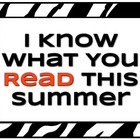 I Know What You Read This Summer Class Poster Prompt