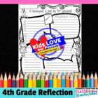 I Learned a Lot in 4th Grade {end of year poster activity}