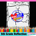 I Learned a Lot in 5th Grade {end of year poster activity}