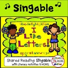 I Like Letters Song/Student Extension
