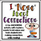 "I ""Nose"" About Connections: Anchoring Activity for Making"
