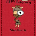 I SPY Literacy - Year Long Packet