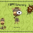 I SPY Sight Words - Set 3